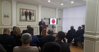 20 Yanvar faciəsi qurbanlarının xatirəsi Minskdə də yad edilib (FOTO)