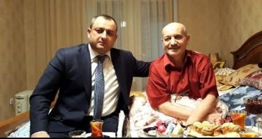Xalq artistləri Adil Əliyevi dəstəkləyiblər (FOTO)