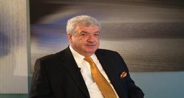 """Mixail Qusman """"Şərəf"""" ordeni ilə təltif edildi"""