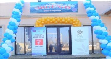 Füzuli rayonunda məcburi köçkün qadınlar üçün biznes sahələri yaradılıb (FOTO)