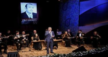 Beynəlxalq Muğam Mərkəzində unudulmaz klarnet ifaçısı, Xalq artisti Vəli Qədimovun 80 illiyi qeyd edildi (FOTO/VİDEO)
