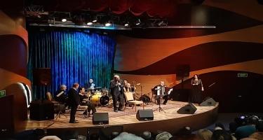 Beynəlxalq Muğam Mərkəzinin səhnəsində Eyyub Yaqubov benefisi (FOTO)