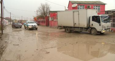 Xəzər rayonunda uzunluğu 51 km olan yol asfaltlanıb (FOTO)