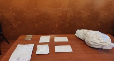Astarada biri qadın olmaqla 4 narkotacir saxlanıldı (FOTO)
