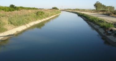 Saatlıda su kanalına düşən şəxs xilas edilib