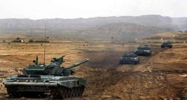 Azərbaycan Cənubi Qafqazda hərbi gücünə görə liderlik edir