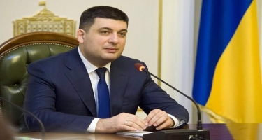 Ukraynanın baş naziri istefa verib