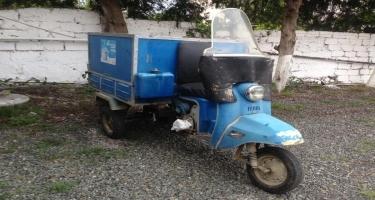 Astarada motosiklet oğurlayan Lənkəran sakini saxlanılıb (FOTO)