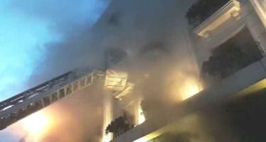 İstanbulda prokurorluq binası yanır