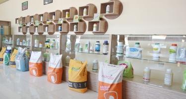 Sabirabadda toxum mağazası açılıb (FOTO)