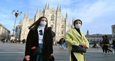 İtaliyada koronavirusdan ölənlərin sayı 10 min nəfəri ötüb