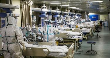 İspaniya koronavirusa yoluxanların sayına görə Çini keçdi