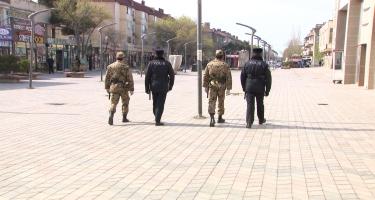 Sumqayıtda xüsusi karantin rejiminə nəzarət üçün mobil qruplar yaradılıb (FOTO)