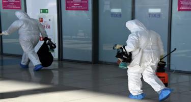 Rusiyada 440 nəfər koronavirusa yoluxdu
