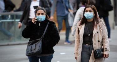 İspaniyada koronavirusa yoluxanların sayı 100 mini ötdü