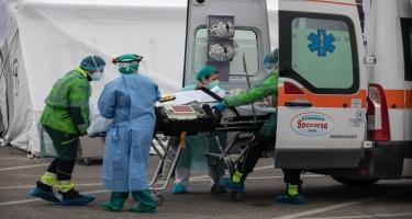 İtaliyada koronavirus qurbanlarının ümumi sayı 13 mini ötüb