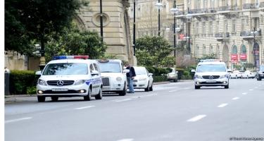 Bakı küçələri karantin rejimində (FOTO)
