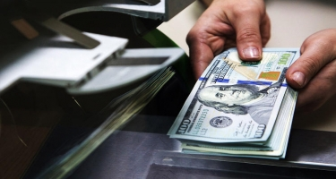 ARDNF ötən ay 352,4 milyon dollar valyuta satıb