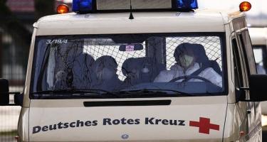 Almaniyada koronavirusa yoluxanların sayı 163 mini ötüb