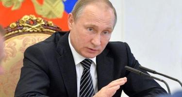 Putin: Dünyada dolların etibarı azalır