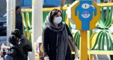 İranda daha 2 258 nәfәr koronavirusa yoluxub