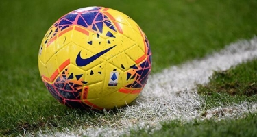 Futbol üzrə İtaliya çempionatı 20 iyunda bərpa olunacaq