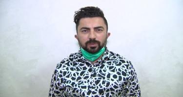 Bakıda fleşmobun təşkilatçısına cinayət işi açıldı (FOTO/VİDEO)