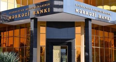 Qeyd olunan məlumat həqiqəti əks etdirmir - Mərkəzi Bankdan AÇIQLAMA
