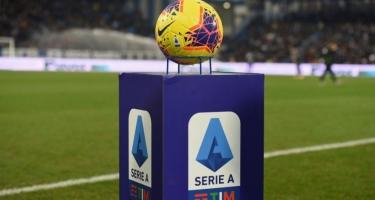 Futbol üzrə İtaliya çempionatında qalan matçların təqvimi açıqlanıb