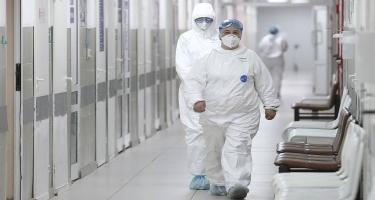 Rusiyada koronavirusdan ölənlərin sayı 5 mini keçib