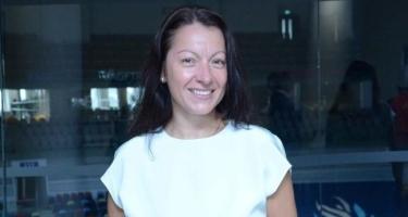 Mariana Vasileva FIG prezidentinin layihəsinə ekspert kimi dəvət alıb
