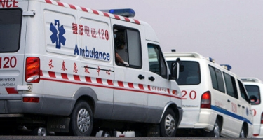 Çində məktəblilərə hücum - 40 yaralı