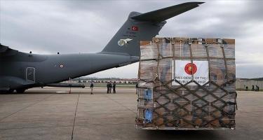 Türkiyədən Afrikaya tibbi yardım