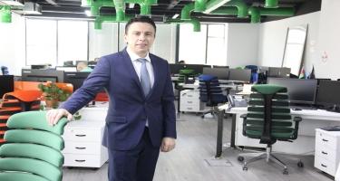 Nihat Şenyuva: Azərbaycan Beynəlxalq Bankında informasiya texnologiyaları mütəxəssisləri üçün çox uyğun şərait var