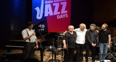 """Muğam Mərkəzində """"Baku Summer Jazz Days"""" festivalının açılışı olub (FOTO/VİDEO)"""