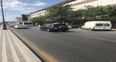 Qara Qarayev prospektində yol nişanları quraşdırıldı: Tıxac olmayacaq (FOTO)