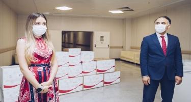 Coca-Cola və  ASAN Könüllüləri tibb işçilərinə dəstək oldu (FOTO)