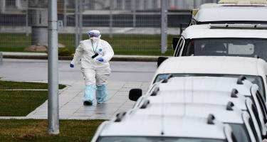 Rusiyada koronavirusdan ölənlərin sayı 10 mini keçdi