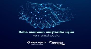 PAŞA Sığorta şirkəti xidmət səviyyəsinin yüksəldilməsi məqsədilə Audatex Azərbaycan şirkəti ilə əməkdaşlığı genişləndirdi.