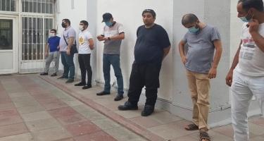 Binəqədidə karantin rejim qaydalarını pozan çay evi aşkarlanıb (FOTO)