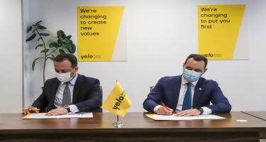 Yelo Bank nar istehsalçılarını və ixracatçılarını dəstəkləyəcək (FOTO)