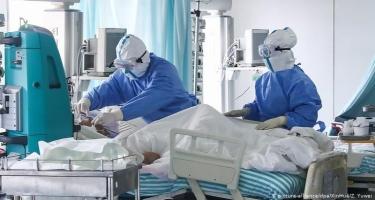Qazaxıstanda koronavirusa yoluxanların sayı 53 min nəfəri ötüb