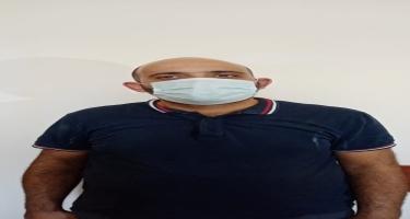 Kürdəmir sakini külli miqdarda heroin daşıyarkən yaxalandı (FOTO)