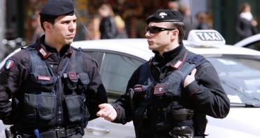 İtaliya ordusunda korrupsiya əməliyyatı - 30-dan çox şəxs saxlanılıb