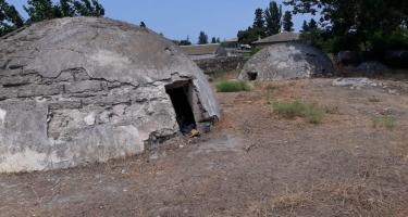 Maştağadakı tarixi hamamın təmizlənməsi işlərinə başlanılıb (FOTO)