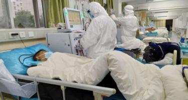 Ermənistanda koronavirusa yoluxanların sayı 31 min nəfəri keçib