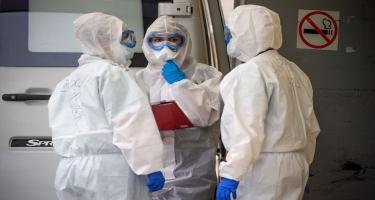 Rusiyada daha 6 611 nəfər koronavirusa yoluxdu