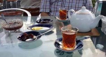 Yevlaxda qanunsuz fəaliyyət göstərən kafe aşkar edilib