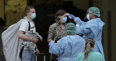Dünyada sutka ərzində 190 minə yaxın koronavirusa yoluxma halı qeydə alınıb