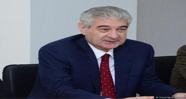 Əli Əhmədov: Azərbaycan vətəndaşını daha yüksək rifah gözləyir